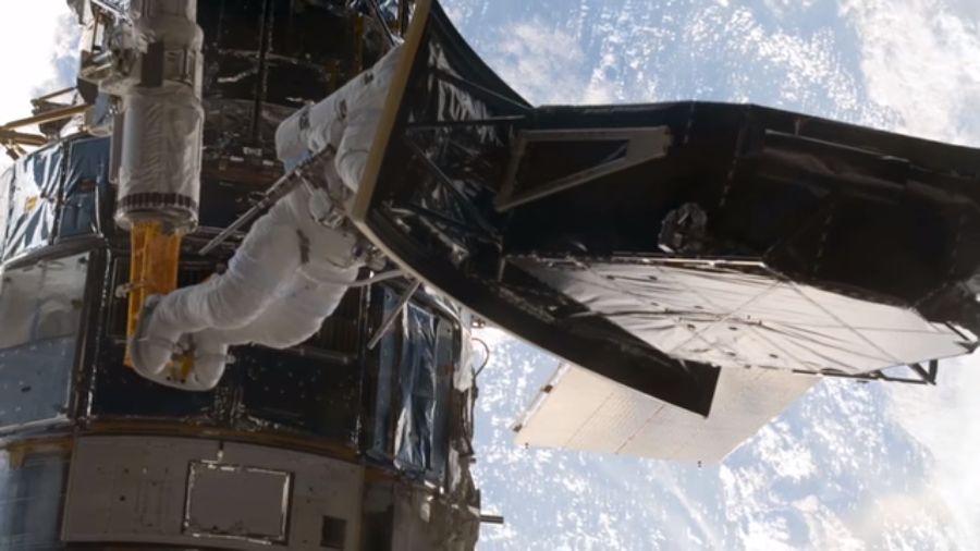 image from Anomalía en Cámara Gran Angular del Hubble