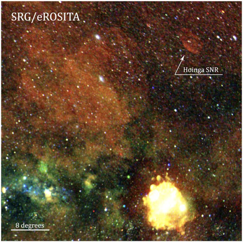 image from Científicos sorprendidos por el hallazgo de Hoinga
